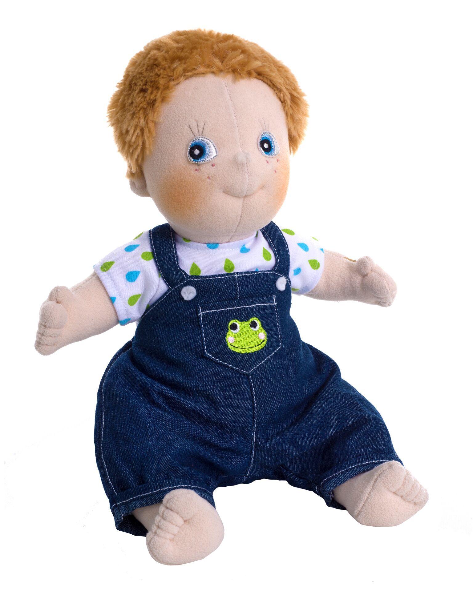 Rubens Barn Rubens Kids Doll Jonathan