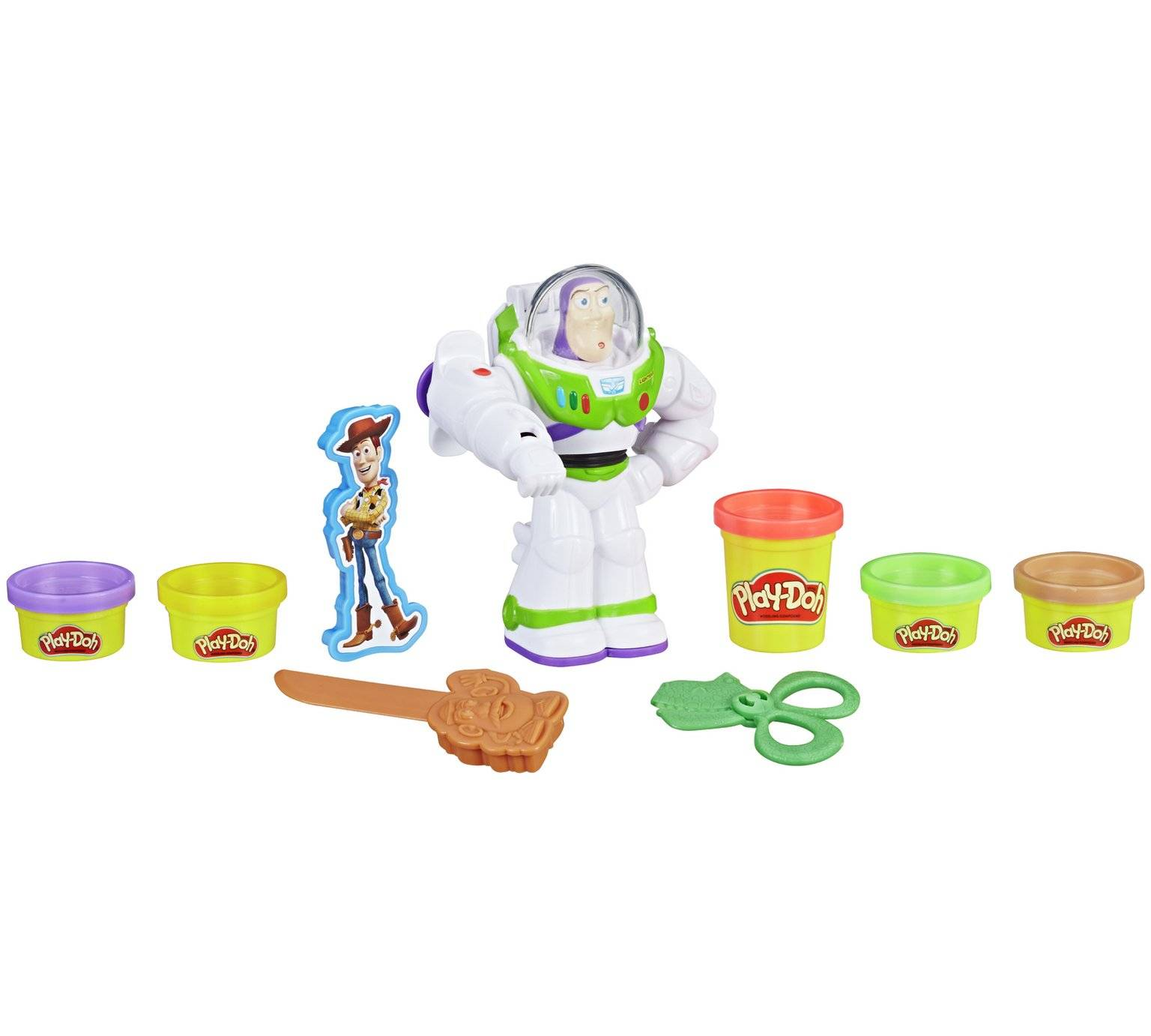 Play-Doh Toy Story Buzz Lightyear Set (E3369)