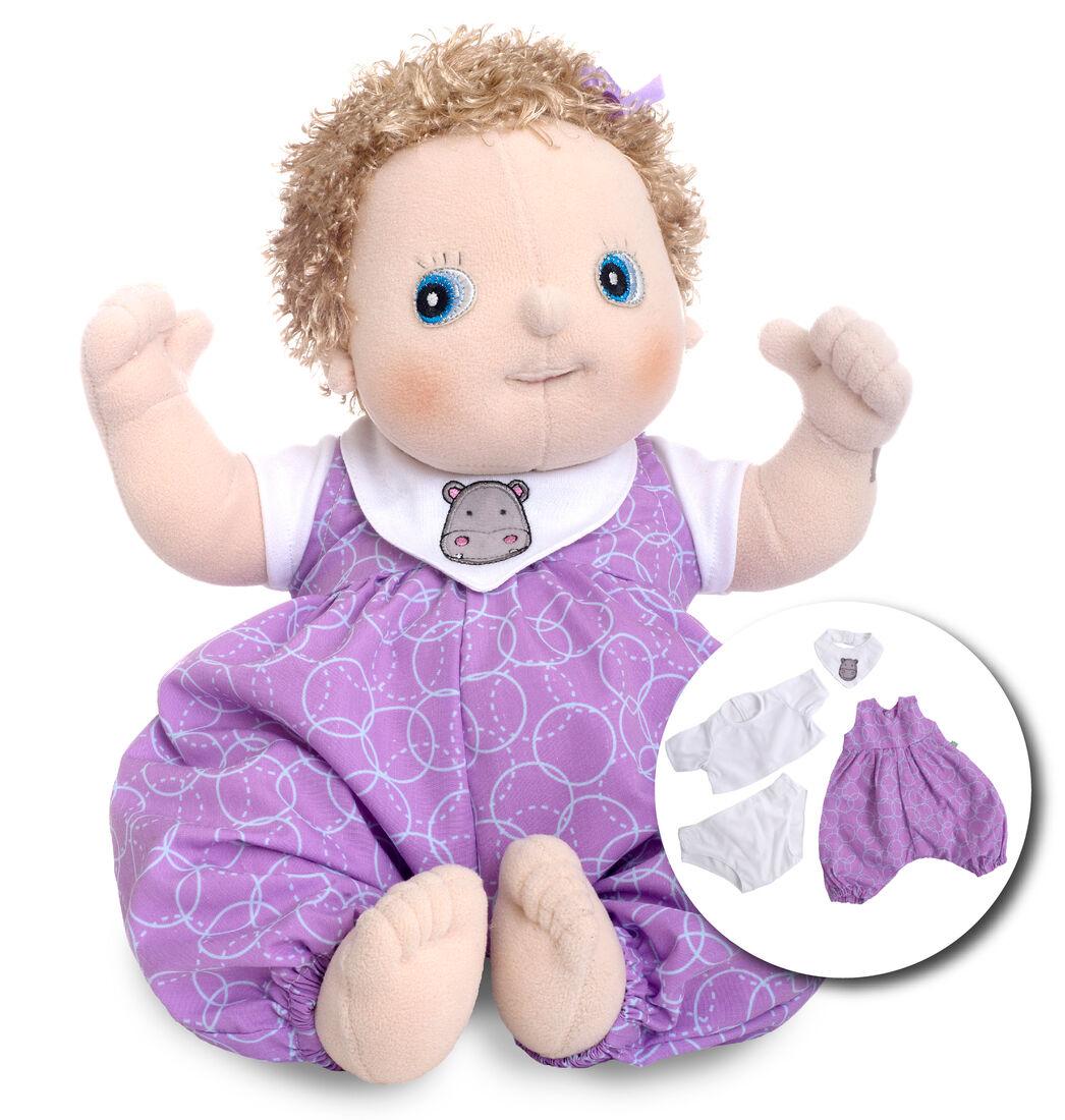 Rubens Barn Rubens vauvanukke Emma