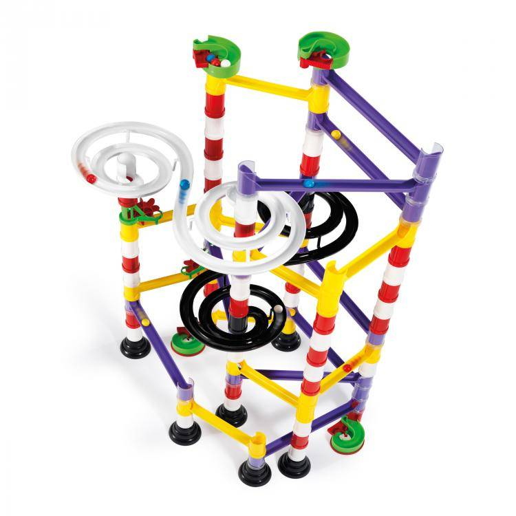 Quercetti Marble Run Double Spiral (28656800)