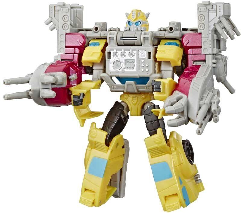 Transformers Cyberverse Spark Armor Bumblebee (E4329)