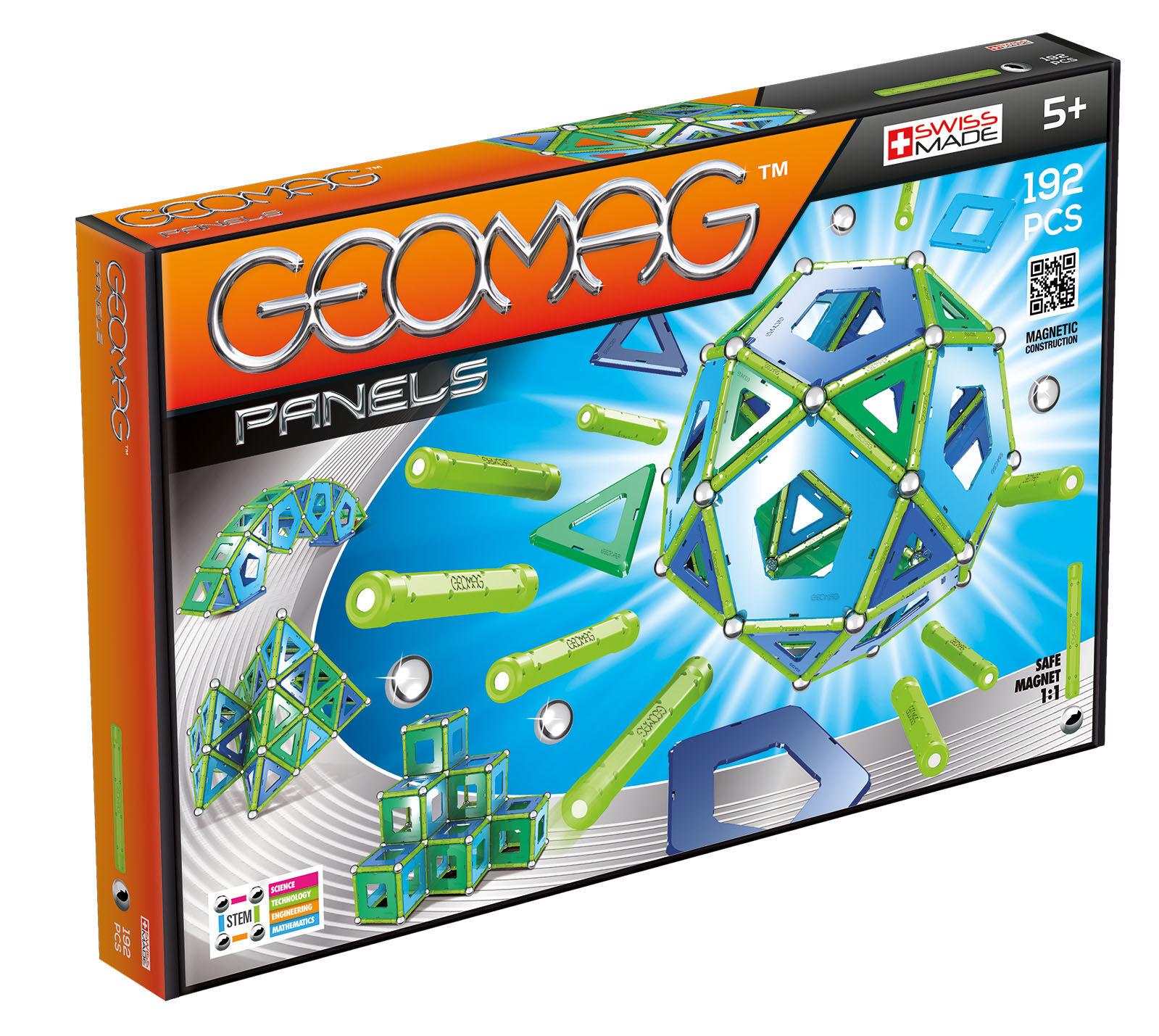 Geomag Panels 192 Pcs (464)