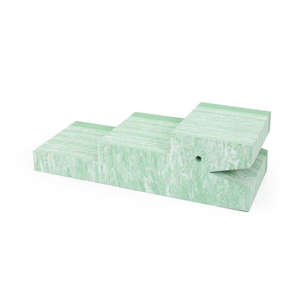 bObles Krokotiili Vaaleanvihreä marmori