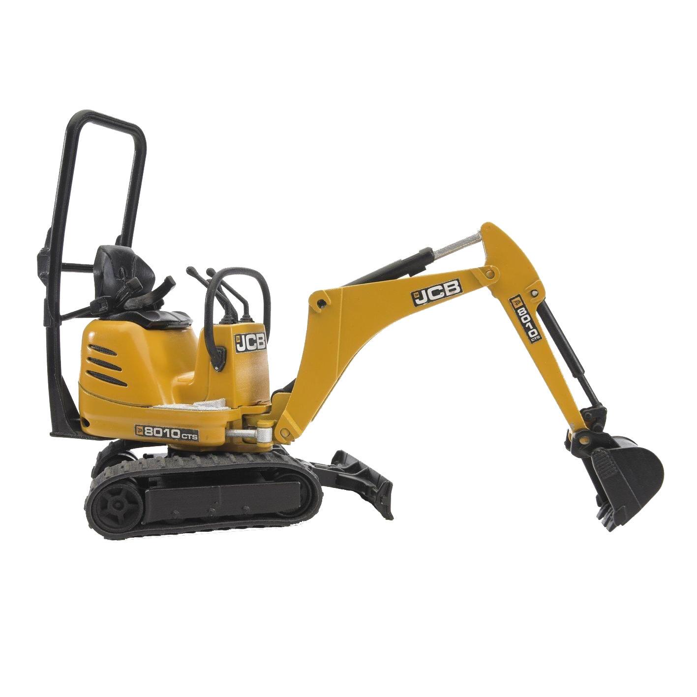 Bruder JCB Micro Excavator CTS (8010)