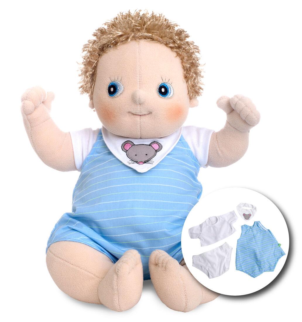 Rubens Barn Rubens vauvanukke Erik