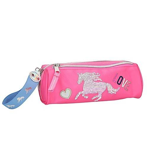 Miss Melody Pencil Case Pink (0410606)