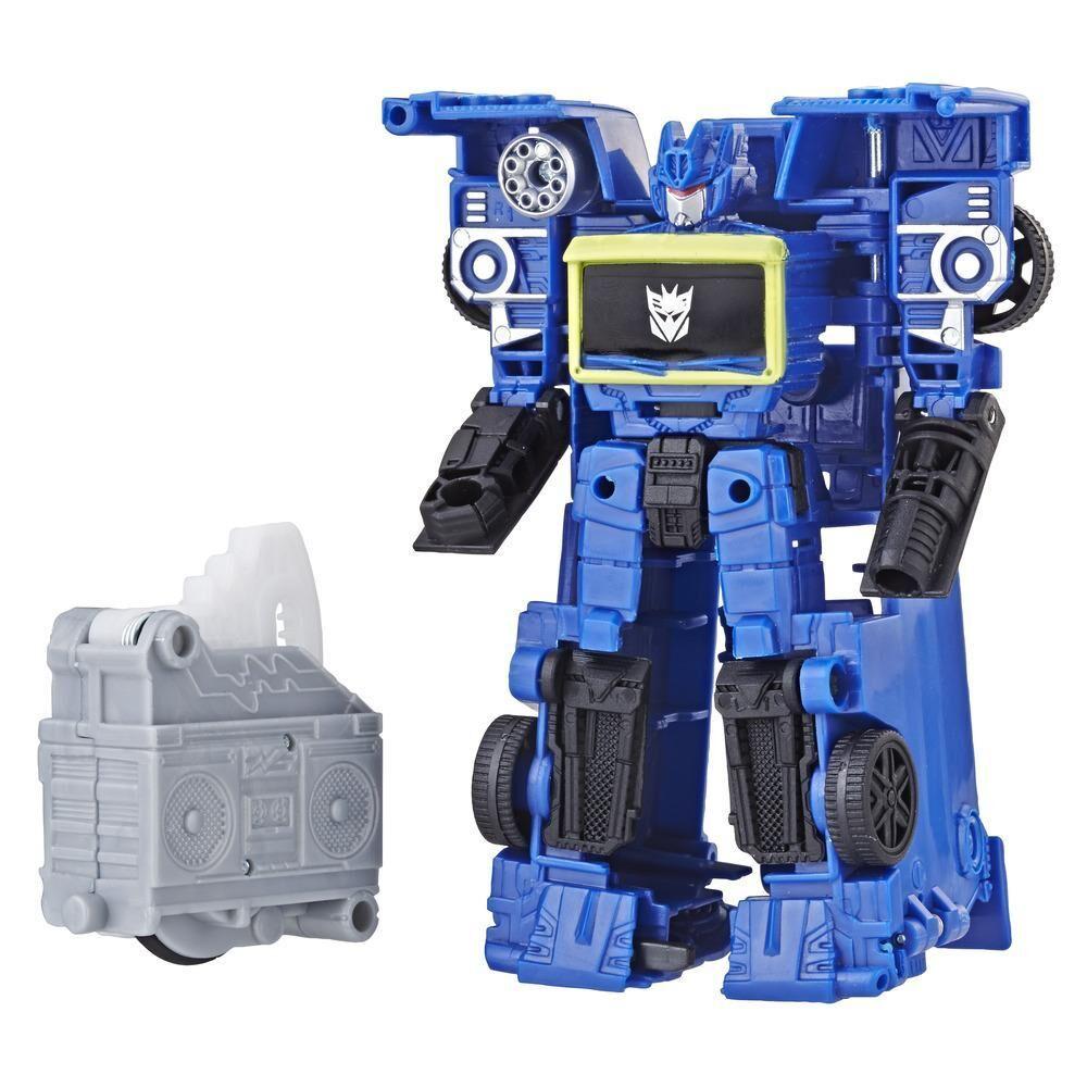 Transformers MV6 Energon Igniters Power Plus Series Soundwave (E4000)