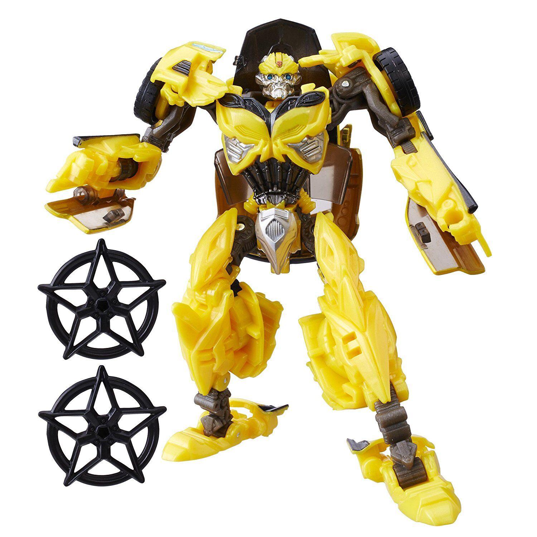 Transformers Movie Generations Delux Bumblebee