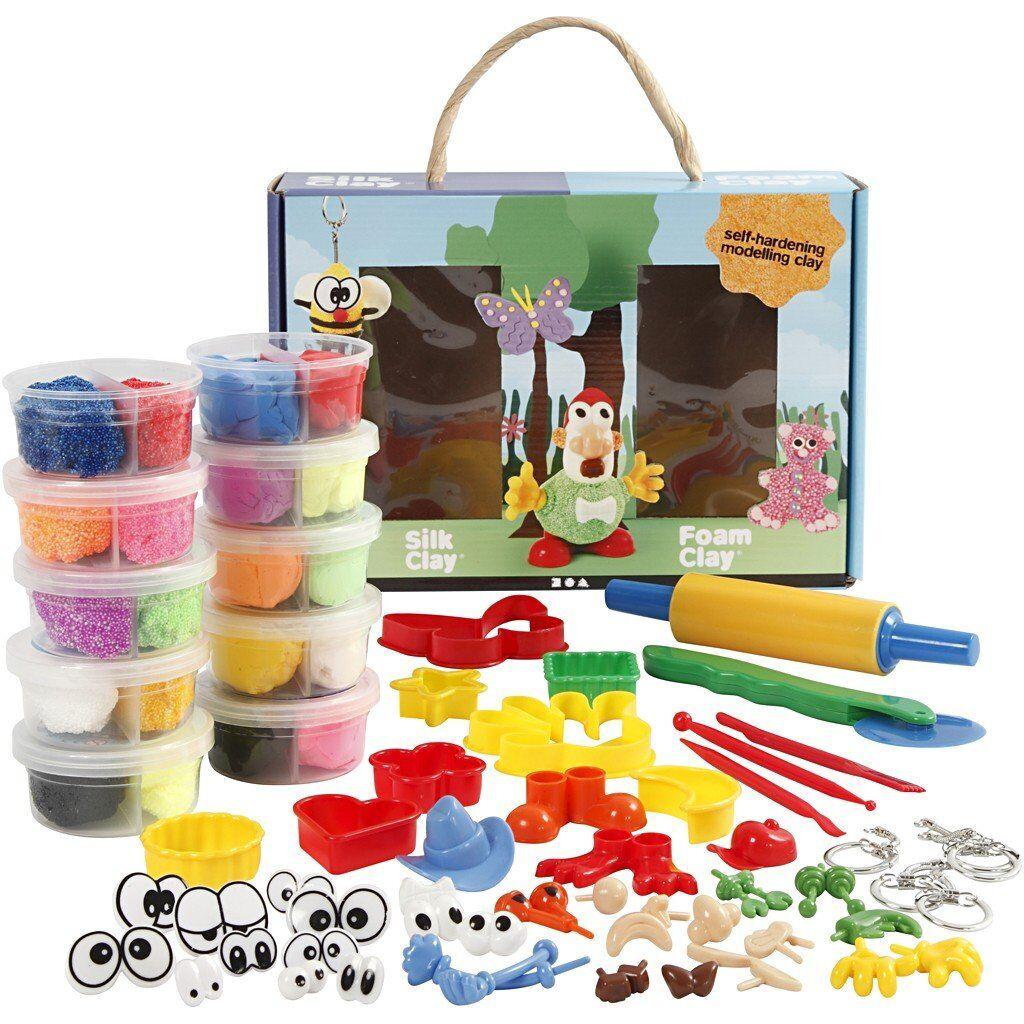 Foam Clay & Silk Clay Gift Box (98107)