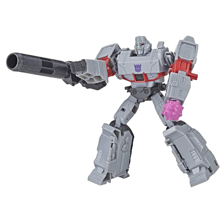 Transformers Cyberverse Warrior Megatron (E1904)