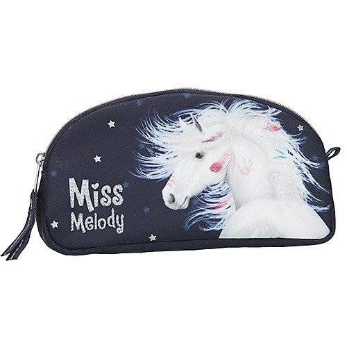 Miss Melody Pencil Case Blue (0410595)