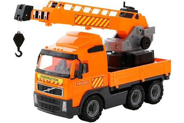 Wader Volvo PowerTruck Crane Truck (519903)