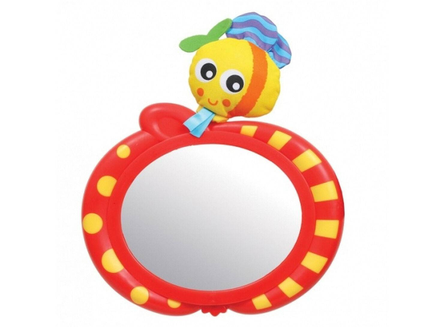 Playgro Travel Bee Mirror