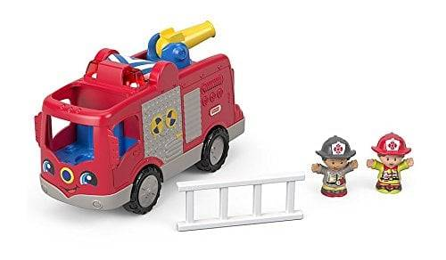 Fisher-Price People Fire Truck (FPV29)