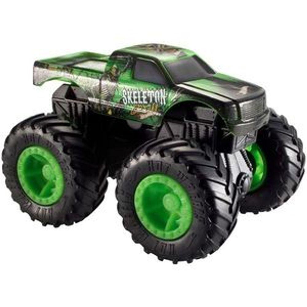 Hot Wheels Monster Trucks 1:64 Skeleton Crew (GBT83)