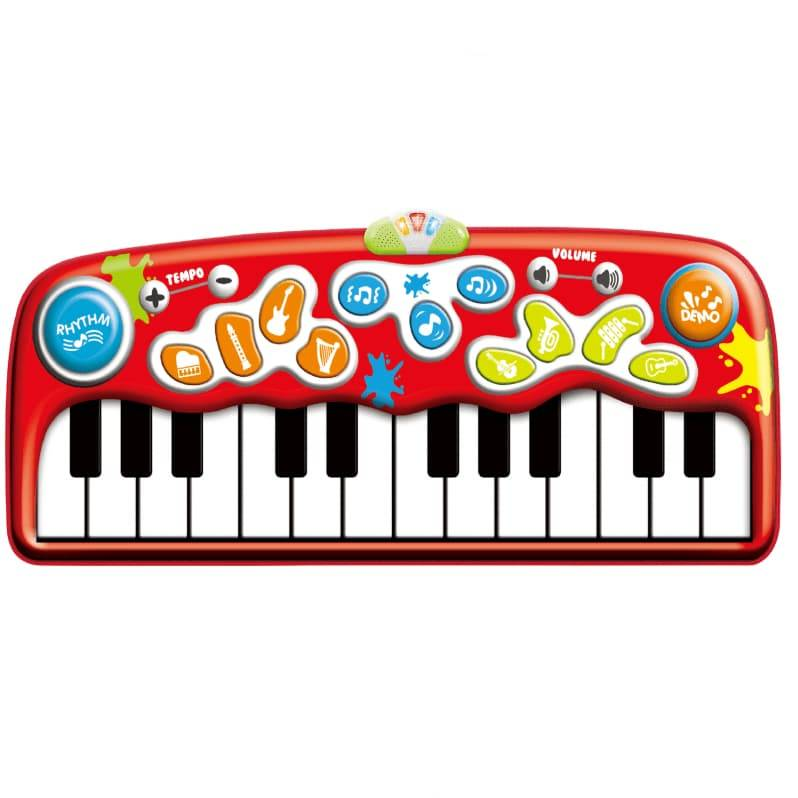 Winfun Step-to-Play Jumbo Piano Mat (002508)