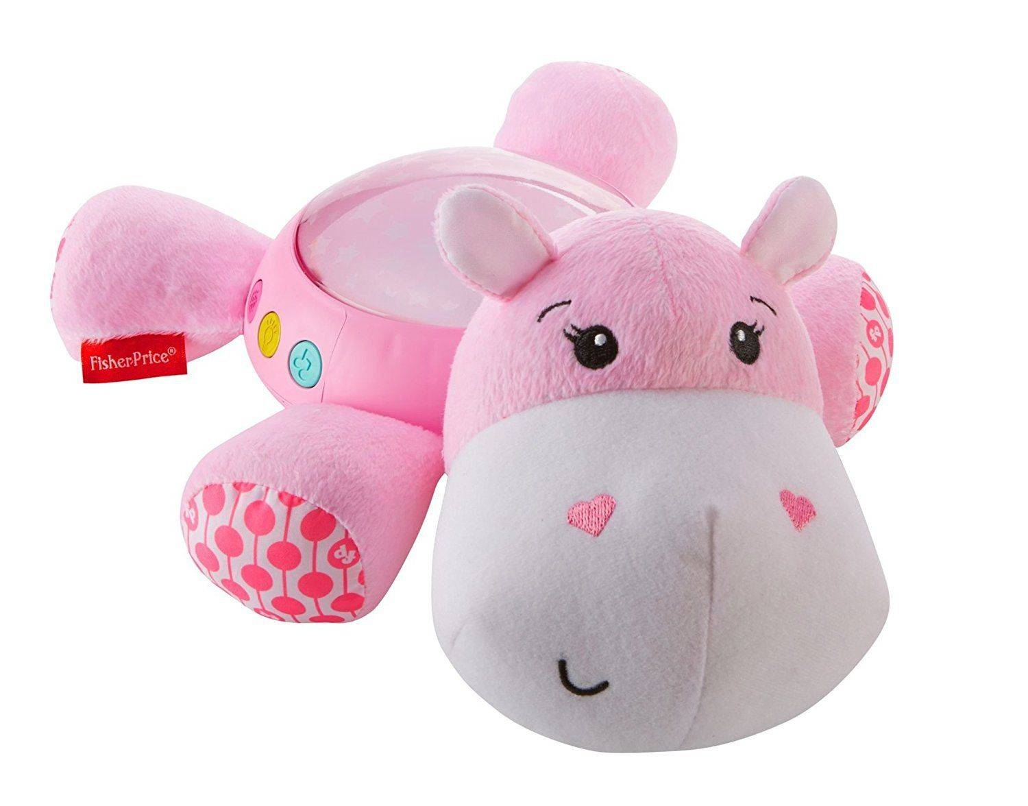 Fisher-Price Plush Projection Soother Pink (FGG89)