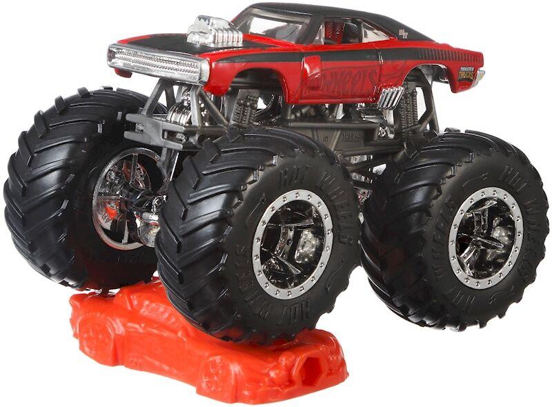 Hot Wheels Monster Trucks 1:64 Doger Charget R/T (GBT31)