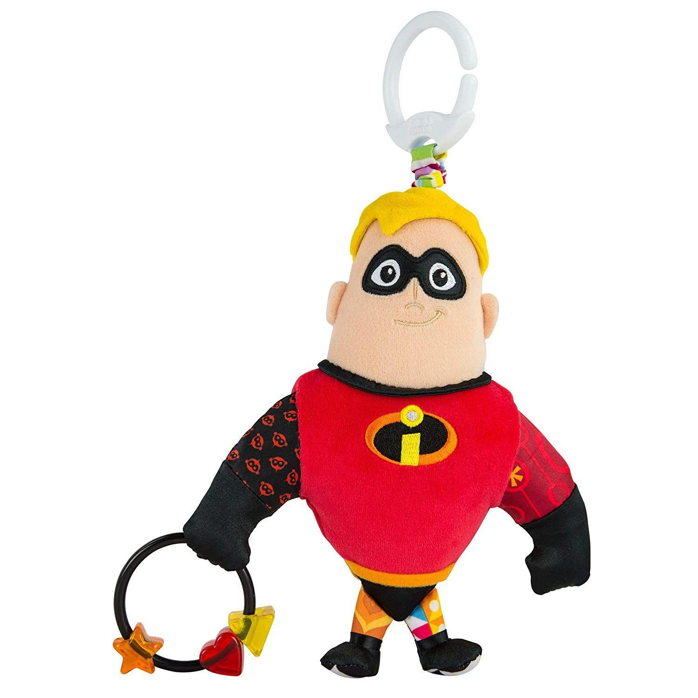 Disney Lamaze Disney Incredibles Clip & Go Mr. Incredible (27252)