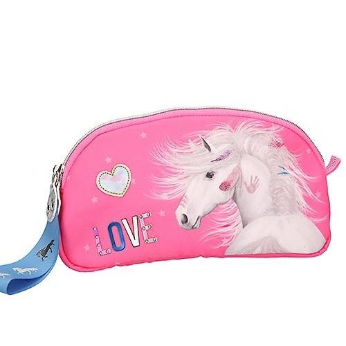 Miss Melody Pencil Case Pink (0410608)