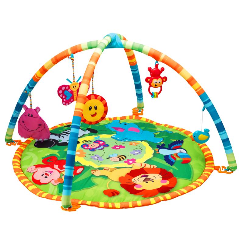 Winfun Jungle Baby Playmat (000827)