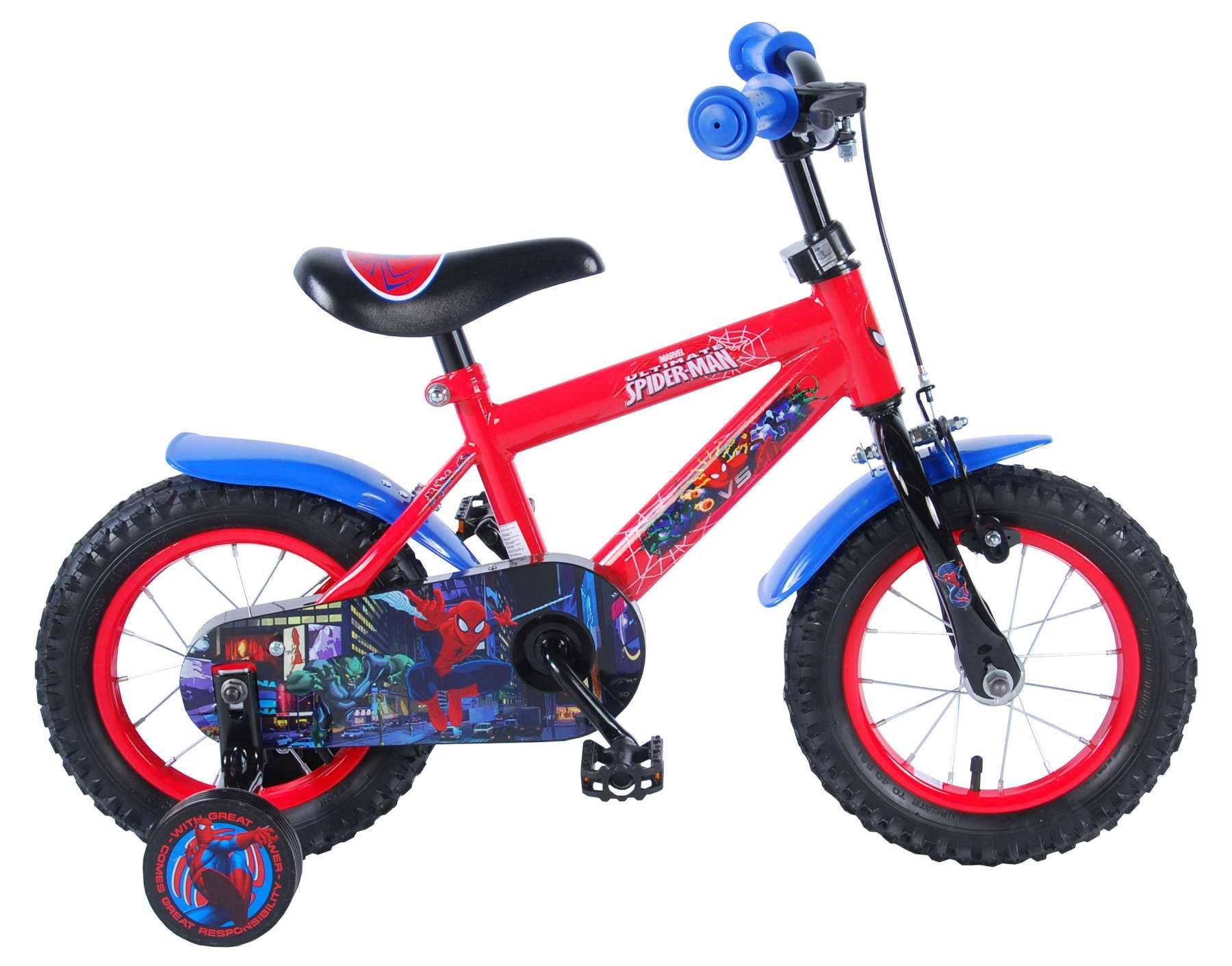 Volare Spiderman 12 inch Bike (41254-CH)