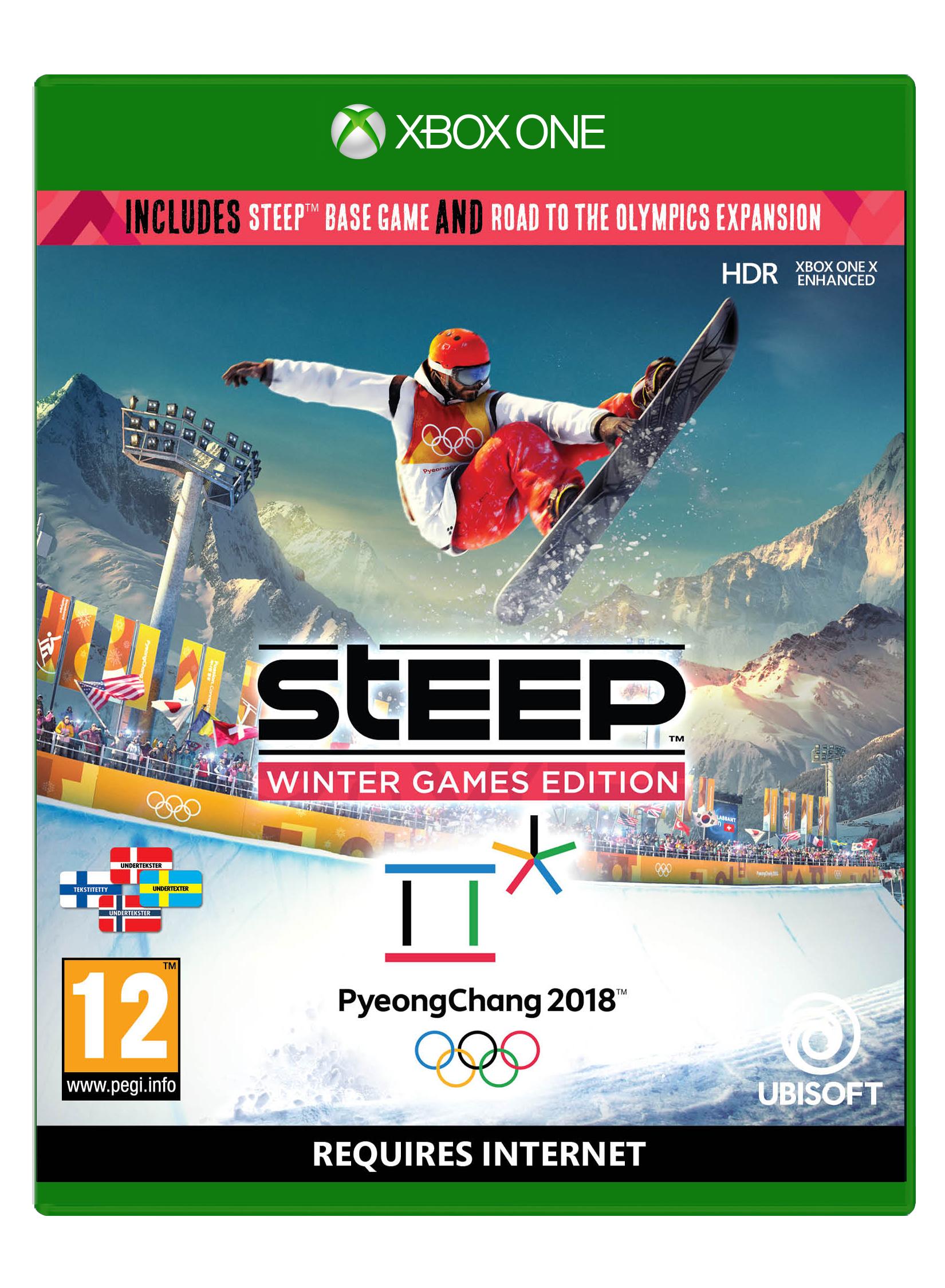 Steep: Winter Games Edition (UK/Nordic)