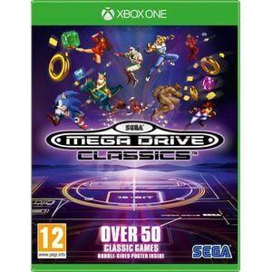 Sega Megadrive Collection