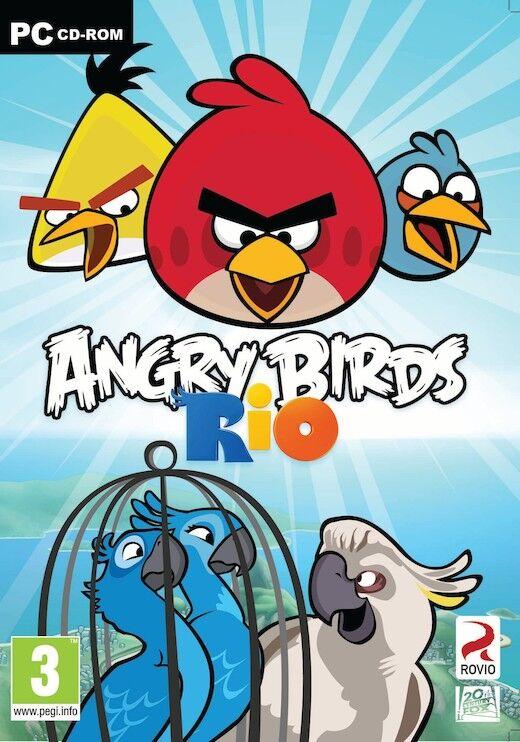 Rio Angry Birds Rio