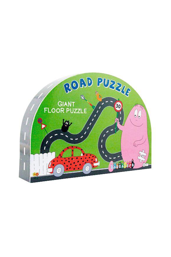 Barbo Toys Puzzle Barbapapa Road Puzzle (43 pcs)