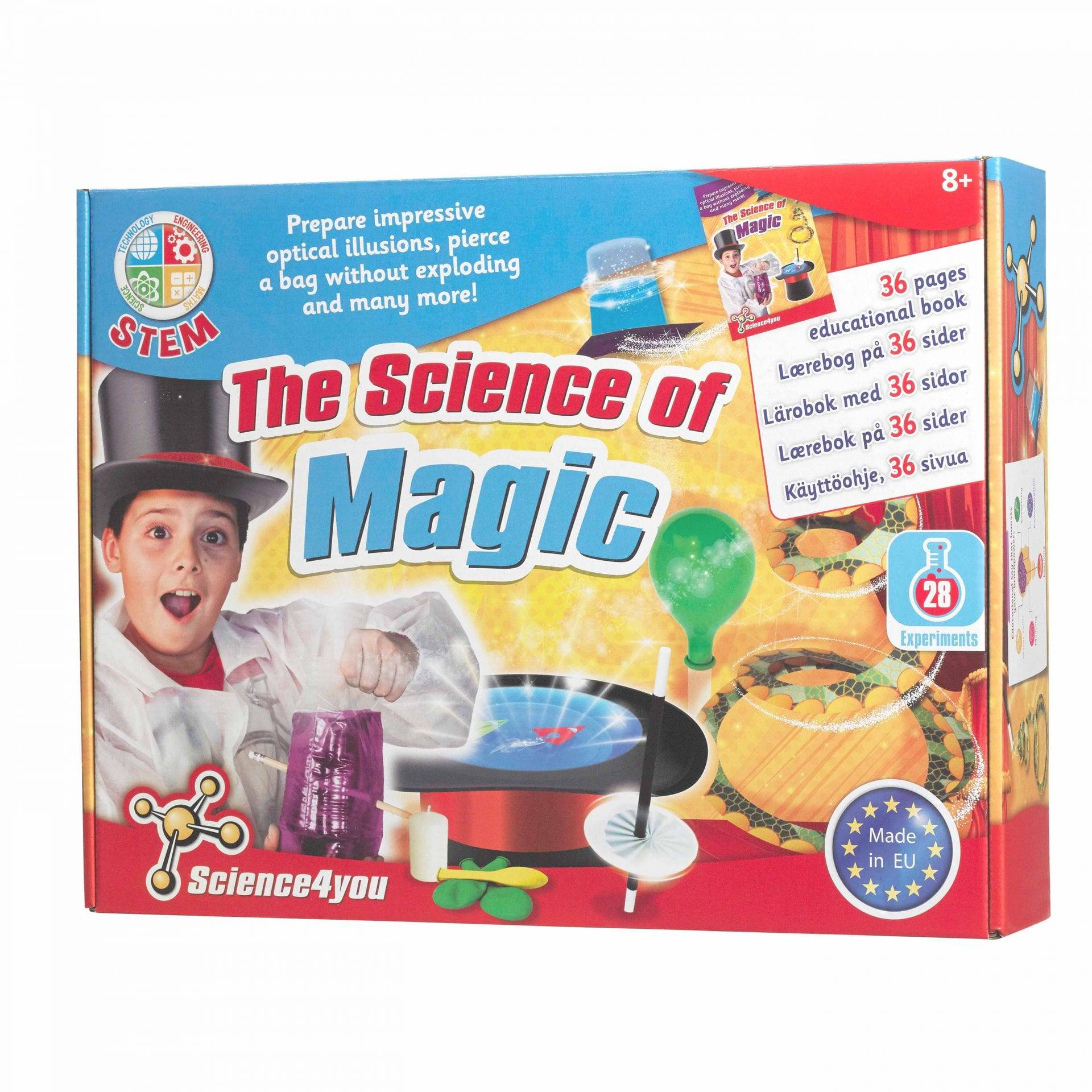 Science4you  Science of Magic (50-00008)