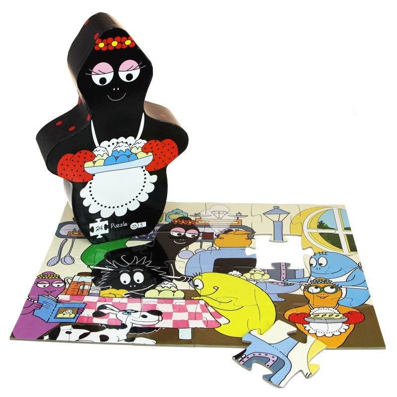 Barbo Toys Puzzle Barbapapa Baking (24 pcs)(2202)