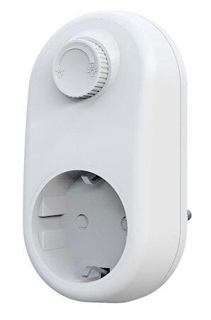 PR Home Mood Plug-in LED himmennin valkoinen 10cm
