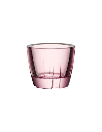 Kosta Boda Bruk Valolyhty Rosa 3-pack