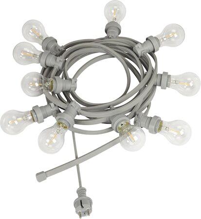 PR Home Kirkas valoketju lampuilla kirkas 7m