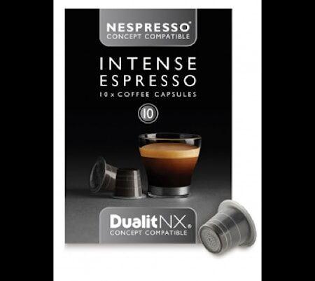 Dualit Kahvikapseli Intense N/X 10 kpl - Dualit