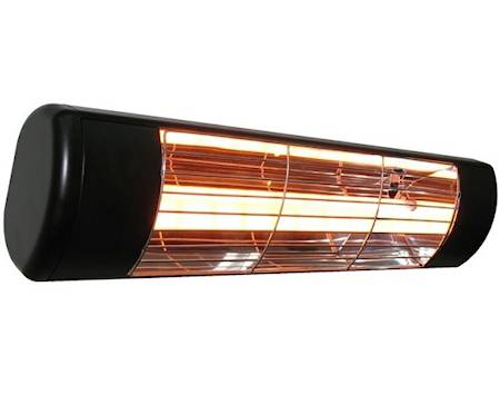Heatlight Quartz lämmitin HLW20 musta