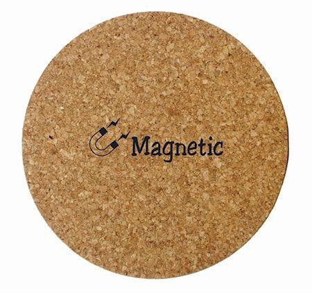Ronneby Bruk Korkkipannunalunen, magneetti, ympyrä