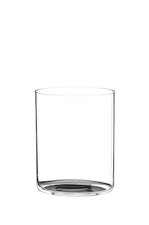 Riedel The O Wine Tumbler, Whisky, 2-pack