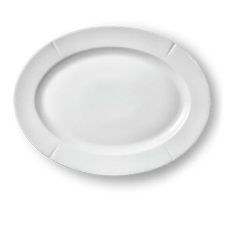 Rosendahl Grand Cru Ovaali lautanen 30x23 cm valkoinen