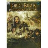 The Lord of the Rings Instrumental Solos for Strings by Howard Shore