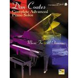Complete Advanced Piano Solos by Dan Coates