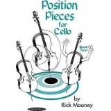 Position Pieces for Cello, Bk 2 by Rick Mooney