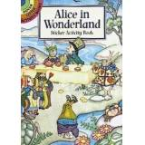 Alice in Wonderland Sticker Activity Book by Marty Noble