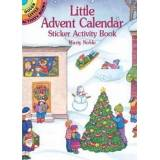 Advent Calendar Sticker Activity by Marty Noble