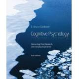 Cognitive Psychology by E. Goldstein