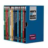 HBR's 10 Must Reads Ultimate Boxed Set (14 Books) by Harvard Business Review