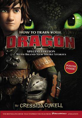 Dragon How to Train Your Dragon Special Edition by Cressida Cowell