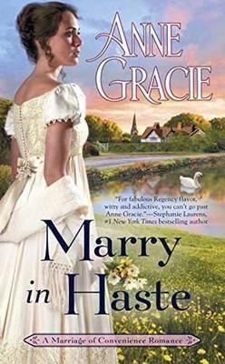 Image of Marry In Haste by Anne Gracie