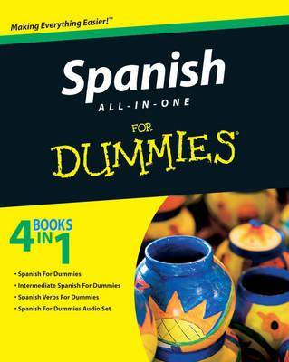 Spanish All-in-One For Dummies by Consumer Dummies